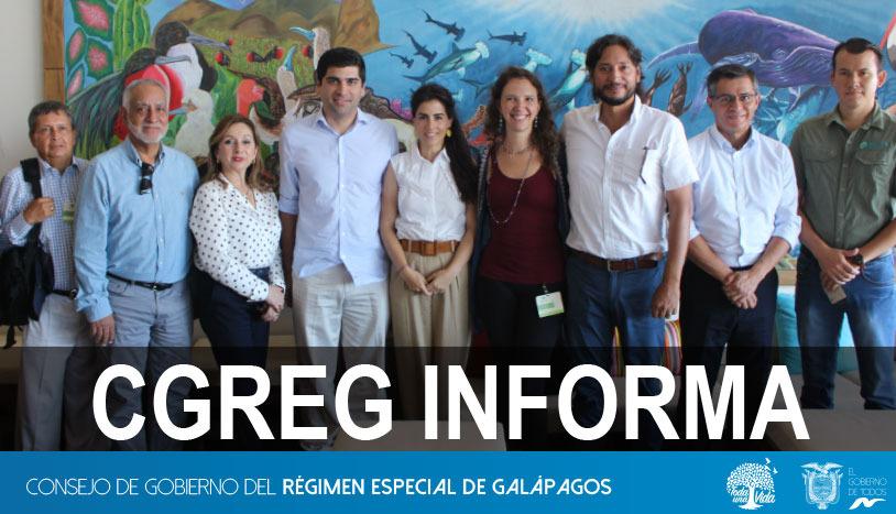 GALÁPAGOS UNA PRIORIDAD PARA EL GOBIERNO NACIONAL1